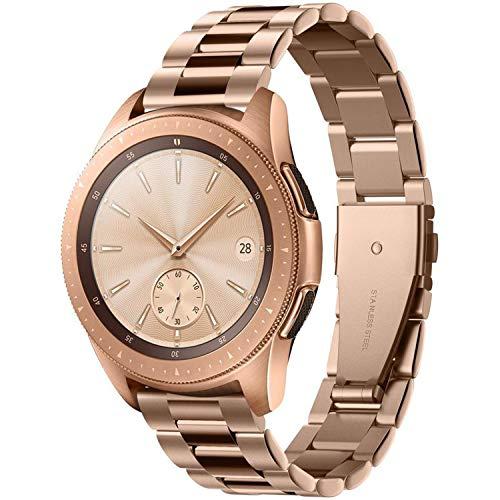 Spigen Galaxy Watch 42mm Cinturino, Modern Fit Progettato per Galaxy Watch Active 1&2/ Galaxy Watch 42mm Cinturino in Metallo -...