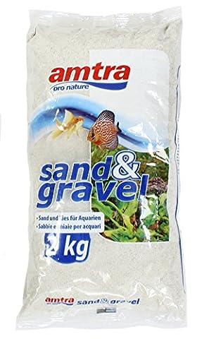 amtra Fine White Sand, 2 kg