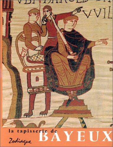 La tapisserie de Bayeux. Oeuvre d'art et document historique par Lucien Musset