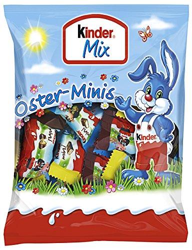 kinder Mix Oster Minis, 156 g