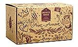 Calendrier 24 Bières Artisanales Françaises et du Monde + 1 décapsuleur + 1 guide de dégustation papier livré dans un emballage cadeau pour l'Avent Noël