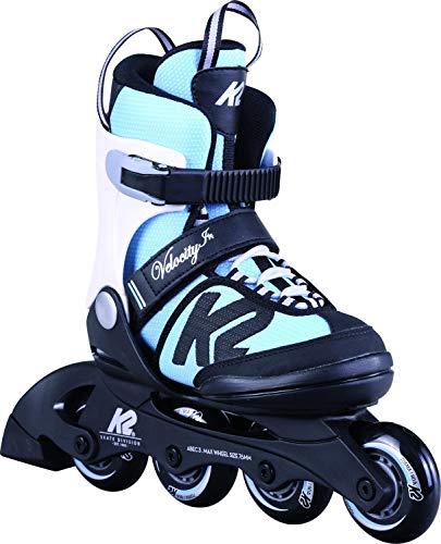 K2 Velocity JR Girls Light Blue - 32