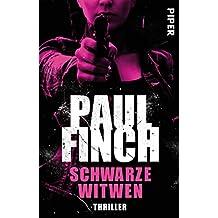 Schwarze Witwen: Thriller (Lucy-Clayburn-Reihe 1)