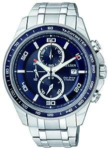 Citizen Herren-Armbanduhr Analog Quarz Titan CA0345-51L