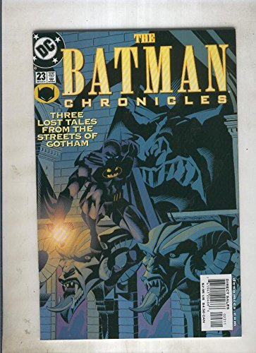 The batman chronicles numero 023