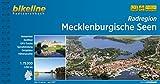 Bikeline Mecklenburgische Seen: Radtourenbuch und Karte. Ein original bikeline-Radtourenbuch, 1:75.000, 1200 km, wasserfest/reißfest, GPS-Tracks-Download