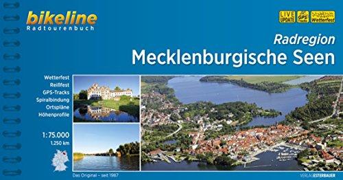 Mecklenburgische Seen Radregion 2016 por Bikeline