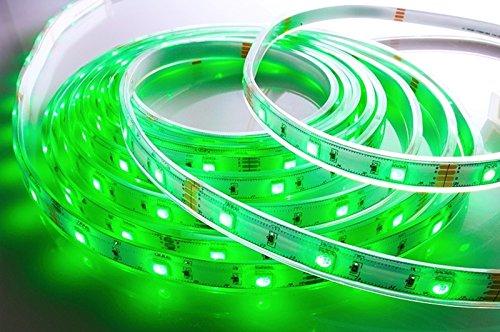 Profi Kit Streifen LED RGB IP67Farbtherapie Dusche Dampfbad 12V -