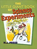 The Little Giant Book of Science Experiments (Little Giant Books)