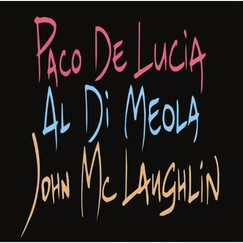 Paco De Lucia, Al Di Meola, John McLaughlin