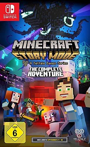 Minecraft Story Mode - The Complete Adventure [Edizione: Germania]