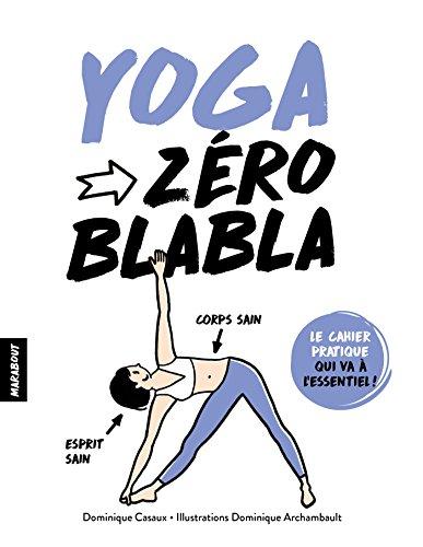 Zéro blabla yoga (Hors collection-Santé)