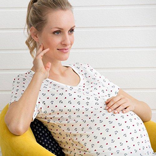 BABY-WALZ Le T-shirt de grossesse T-shirt de grossesse T-shirt de grossesse Multicolore