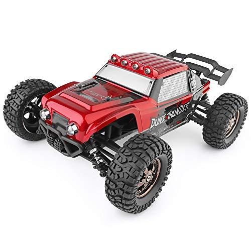 RC Buggy kaufen Buggy Bild 1: HAIBOXING Ferngesteuert Auto 2,4 GHz 4WD 1/12 RC Desert Buggy 38 KM/H Hoch Geschwindigkeits Mit 6 LED-Leuchten, Hydraulikdämpfer Wasserdicht RC elektro Lastwagen RTR Hobby-Klasse*