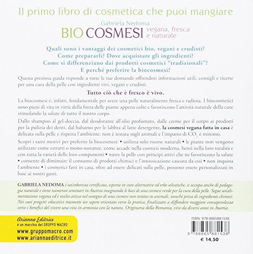 Zoom IMG-1 biocosmesi vegana fresca e naturale
