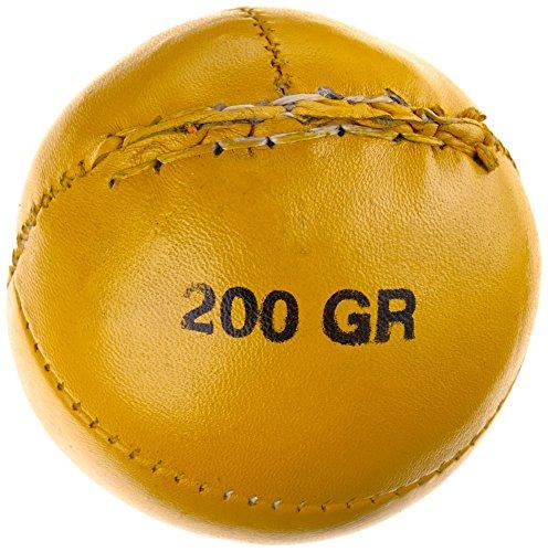 Cawila Schlagball Leder, Gelb, 200 g, 00130120