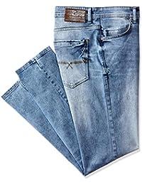 Indigo Nation Street Men's Slim Fit Jeans