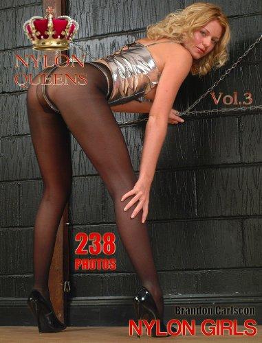 Nylon Queens Vol.03: Hot MILFs & Girls in Nylons & Pantyhose Foto-eBook - Queen Pantyhose