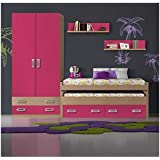 Dormitorios juveniles completos dormitorio infantil habitacion completa ref-15
