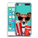Head Case Designs Toutou Au Cinema Animaux Drôles Étui Coque Rigide pour Apple iPod Touch 5G 5th Gen 6G 6th Gen
