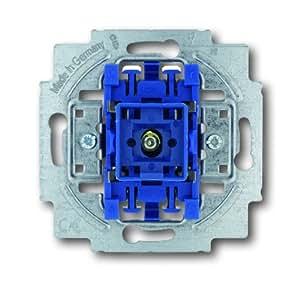 busch jaeger 2000 6 usk wippkontrollschalter einsatz baumarkt. Black Bedroom Furniture Sets. Home Design Ideas