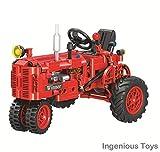 Ingenious Toys Technic Klassisch Farm Traktor / 302pcs Baukasten #A281