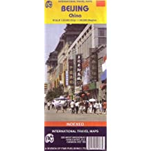 Beijing World City Map (Travel Reference Map)