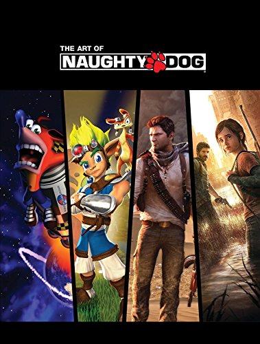 Hohe Kommerzielle Regale (The Art of Naughty Dog)