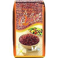 Q Rice, Arroce rojo - 12 de 1000 gr. (Total 12000 gr.)
