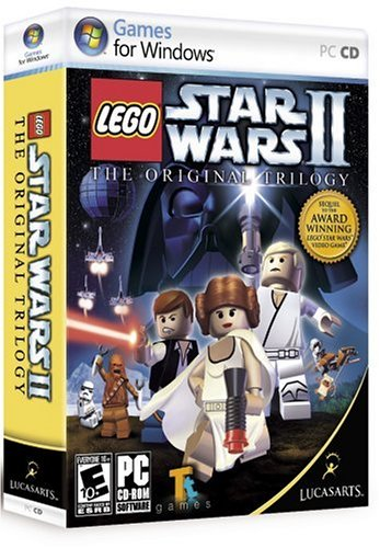 Price comparison product image Lego Star Wars: The Original Trilogy