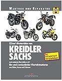 Wartungshandbuch und Reparaturanleitung für Kreidler Sachs Luxxon 125 CCM Motorräder