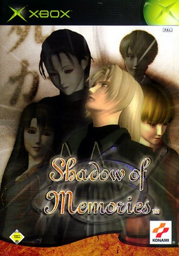 Konami Digital Entertainment GmbH Shadow of Memories