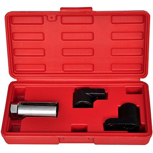 Steckschlüssel Werkzeug-Set Lambdasonde Nuss 3tlg Lambdasonde Schlüssel - 5