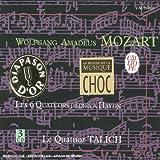 Les Six Quatuors dédiés à Haydn [Import anglais]