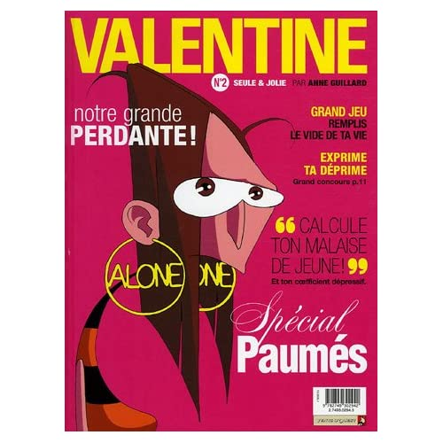 Valentine, Tome 2 : Seule et jolie