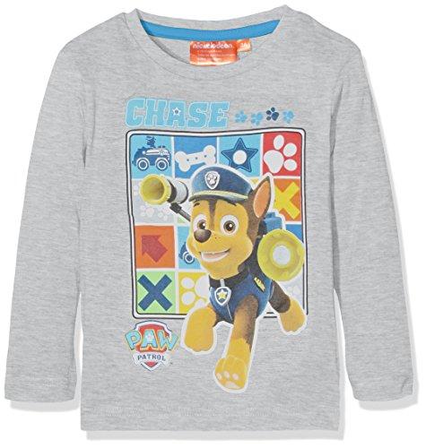 nickelodeon-paw-patrol-t-shirt-garcon-gris-grey-lgrey-6-ans