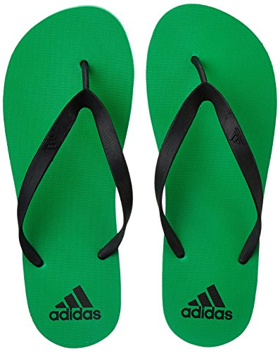 adidas Men's Adi Rib Fairwa and Black Flip-Flops and House Slippers - 8 UK/India (42 EU)  available at amazon for Rs.489