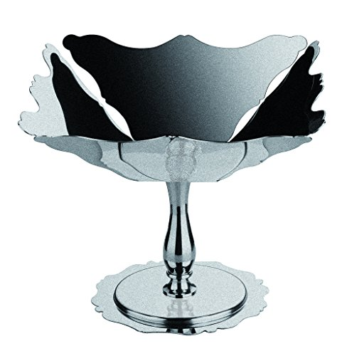 mepra-32-x-32-cm-stainless-steel-dolce-vita-basket-with-base-pewter