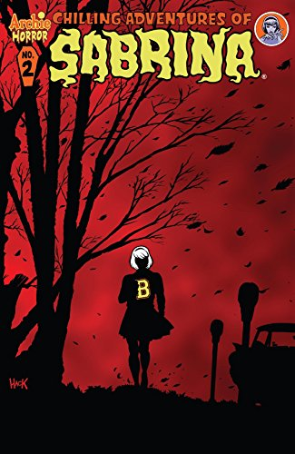NEW ONGOING SERIES FROM ARCHIE HORROR! On the eve of Sabrina's sixteenth birthday, she faces a choice that will determine her destiny as a half-witch/half-mortal, an unspeakable terror arrives in Greendale, and her name is... MADAM SATAN! At long las...