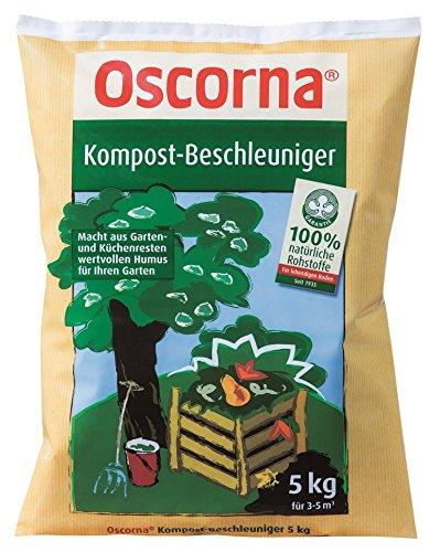 Oscorna Kompost Beschleuniger, beschleunigt die Verrottung von Kompost 5 Kg, 2,59 EUR/1 Kg