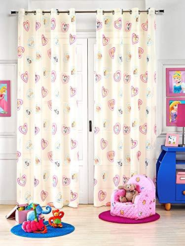 NADA HOME Tenda Principesse Disney Princess Velo Originale Idea Regalo Cameretta Bambina