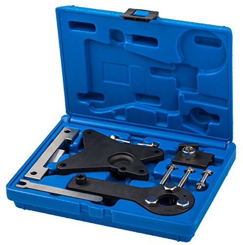 Preisvergleich Produktbild Motor Einstell Werkzeug Satz 5-tlg. Zahnriemen Wechsel Fiat 500 Panda Punto Idea Ford Ka 1.2 1.4