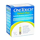 One Touch 44 Select Plus, Teststreifen, Import-Ware (50-er Pack)