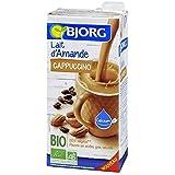 Bjorg lait d'amande cappuccino 1l (Prix Par Unité) Envoi Rapide Et Soignée