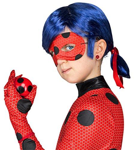Imagen de yiija fast fun  disfraz ladybug, 9 11 años viving costumes 231159  alternativa