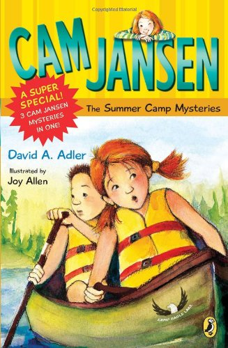 The Summer Camp Mysteries: A Super Special (Cam Jansen: A Super Special)