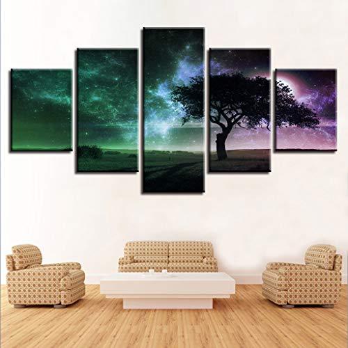 ant Painting Set Full 5 Teilig Kombination Landschaft Crystal Strass Stickerei Pasted Gemälde Kreuzstich Bilder Kunst Handwerk für Home Wall Und Eingang Decor ()