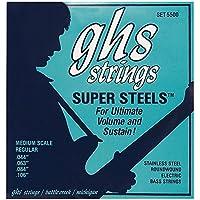 4-String .045-.105 XL Scale M3045X Medium GHS Boomers Bass String Set
