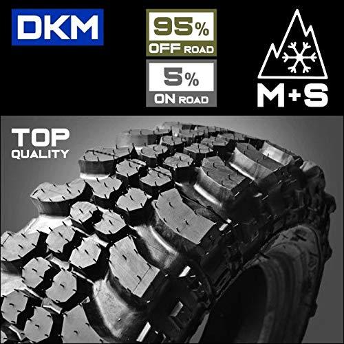 REIFEN 245/75 R15 SMX Extreme Trekker Muster Offroad Gelände 4x4 SUV MT AT M+S (245 75 15 Reifen)