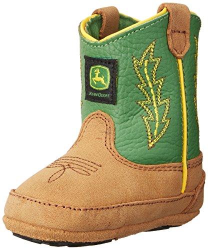 John Deere 186 Western Boot (Infant/Toddler) (John Deere Baby-stiefel)